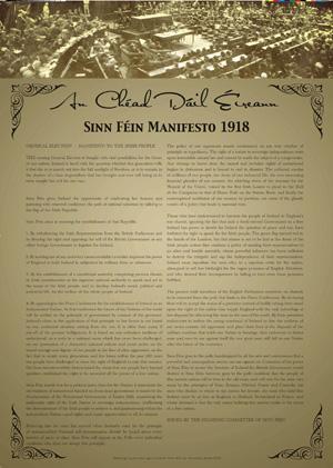 sinnfein1918manifesto